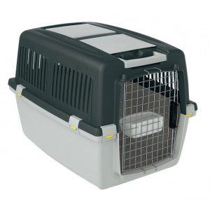 cage de transport pour chien en pvc