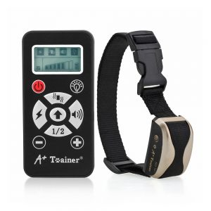 collier anti aboiement A+ Trainer A161