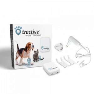 collier gps chien Tractive TRATR1