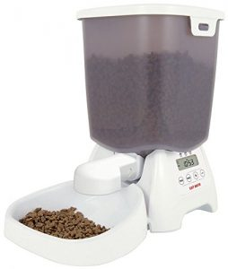 distributeur automatique de croquettes pet mate c3000