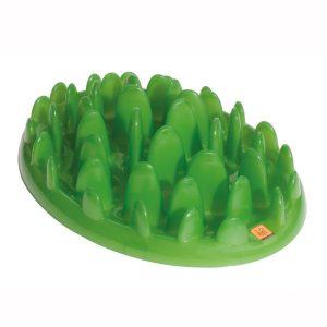 gamelle anti glouton northmate green feeder